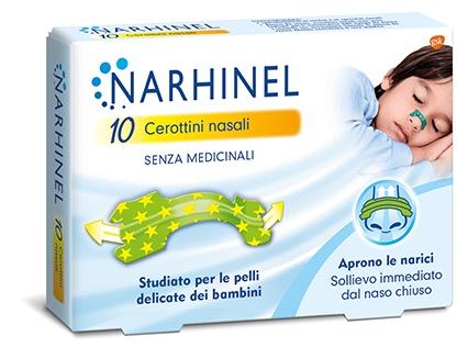 Narhinel Cerottini Nasali Bambini  - Farmalilla