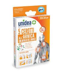CEROTTO ANTIREUMATICO ALL'ARNICA UNIDEA 5 PEZZI - Farmaciasvoshop.it