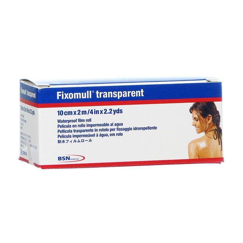 CEROTTO FIXOMULL TRANSPARENTE 10 X 200 CM - DrStebe