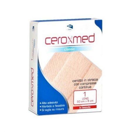 CEROXMED CEROTTO LONG ELASTICO MISURA 50X8 - Farmapage.it