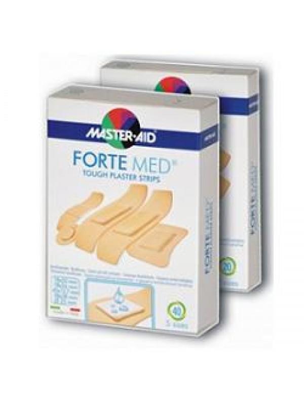 CEROTTO MASTER-AID FORTE MED 2 FORMATI 20 PEZZI - latuafarmaciaonline.it