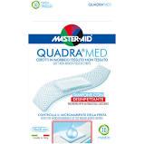 CEROTTO MASTER-AID QUADRA DERMOATTIVO MEDIO 20 PEZZI - farmaciafalquigolfoparadiso.it