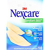 Cerotto Nexcare Active Comfort 360 Gradi 10 Pezzi - Farmastar.it