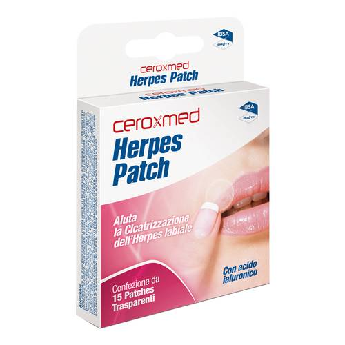 CEROXMED HERPES PATCH 15 CEROTTINI - Farmapage.it
