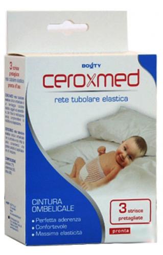 CEROXMED RETE TUBOLARE CINTURA OMBELICALE 3 PEZZI - Farmacia Centrale Dr. Monteleone Adriano