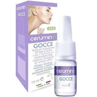 Cerumina Dissolvente Gocce 10 ml - Iltuobenessereonline.it