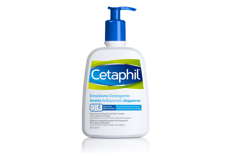 Cetaphil Emulsione Detergente 470ml prezzo speciale - Arcafarma.it