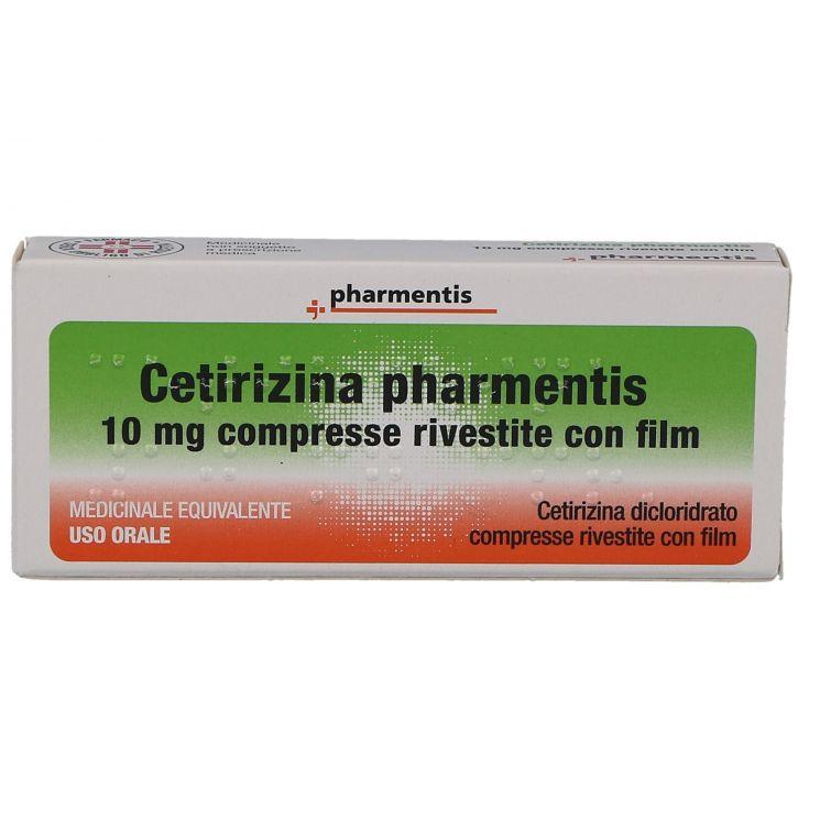 CETIRIZINA PHA*7CPR RIV 10MG - Farmafamily.it