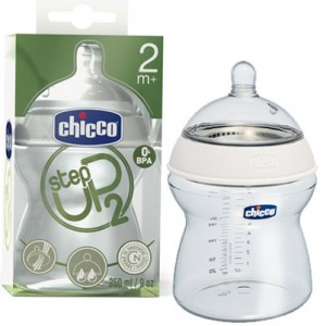 CHICCO BIBERON STEP UP DA 250 ML 2 2 MESI+ - Farmacia Giotti