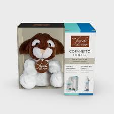 CHICCO CALDO PELUCHE FIOCCO INTIMO + DETERGENTE CORPO - farmaciadeglispeziali.it