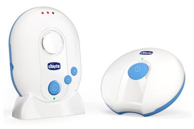 Chicco Classic Audio Baby Monitor - Farmafamily.it