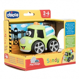 CHICCO GIOCO BUILDERS SANDY - FARMAPRIME
