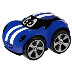 Chicco Gioco Mini Turbo Stunt Blu - Farmaconvenienza.it