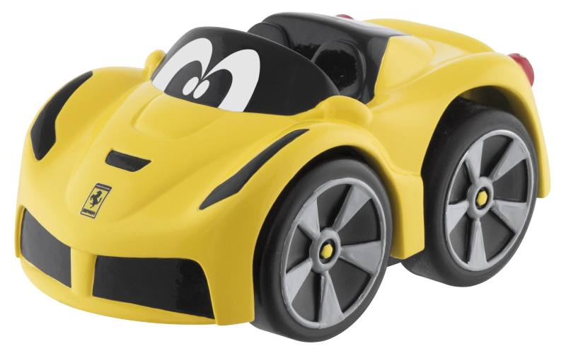 CHICCO GIOCO MINI TURBO TOUCH LA FERRARI APERTA - Farmaconvenienza.it
