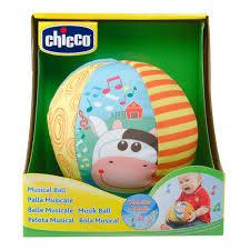 Chicco Gioco New Palla Musicale - Farmaciasconti.it