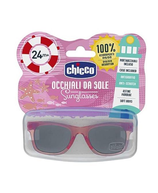 CHICCO OCCHIALE DA SOLE 24 MESI+ SPECCHIO BIMBA - Farmaci.me