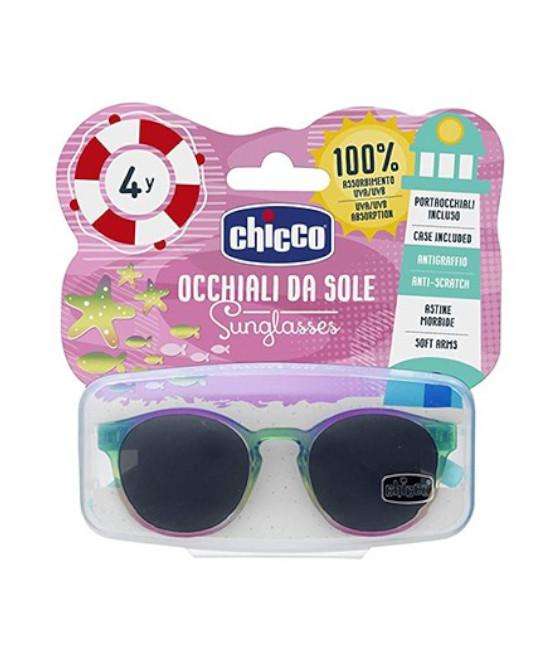 CHICCO OCCHIALE DA SOLE 4 ANNI+ BIMBA - Farmaci.me