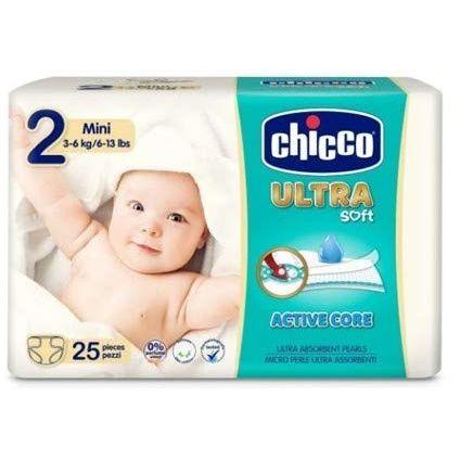 CHICCO PANNOLINO ULTRA CHICCHO MINI 25 X 10 - Farmaconvenienza.it