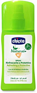 CHICCO ZANZA SPRAY - Zfarmacia