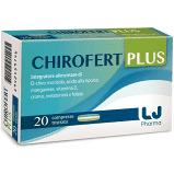 CHIROFERT PLUS 20 COMPRESSE TRISTRATO - FarmaHub.it