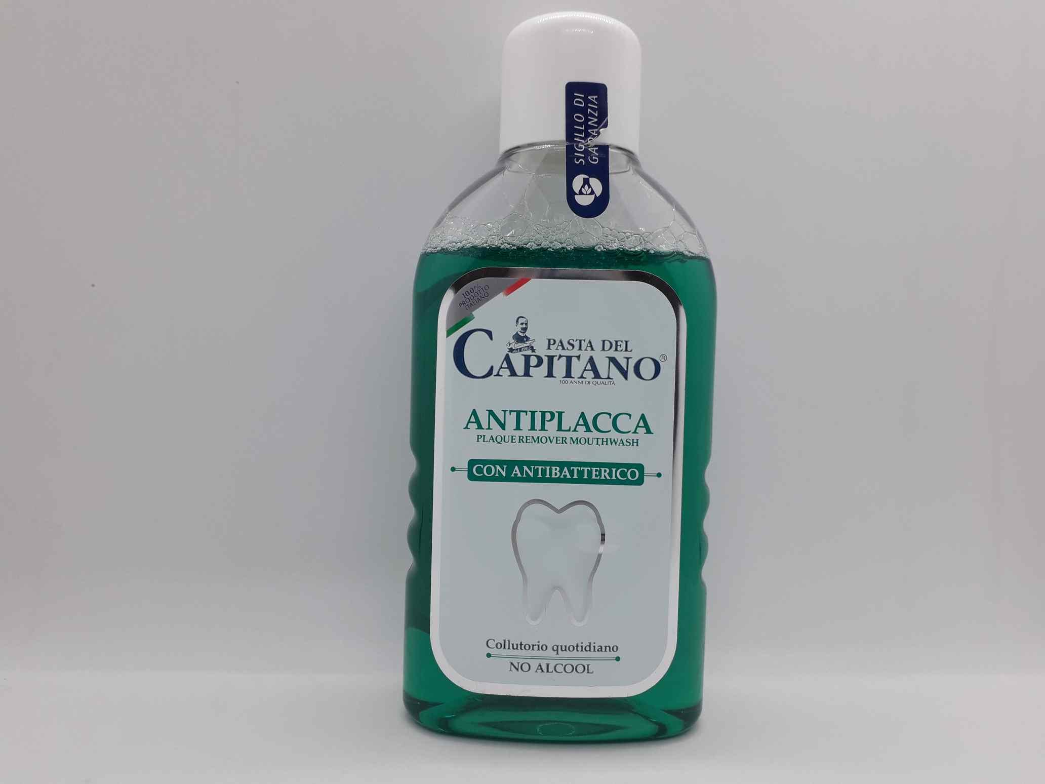 CICCARELLI COLLUTORIO ANTIPLACCA 400 ML - Farmaciaempatica.it
