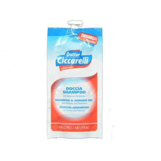CICCARELLI TRAVEL DOCCIA SHAMPOO 20 ML - Farmacia Bartoli