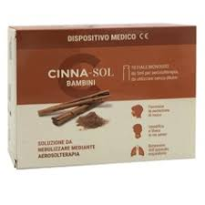 CINNA SOL BAMBINI 10 FIALE X 5 ML - Farmajoy