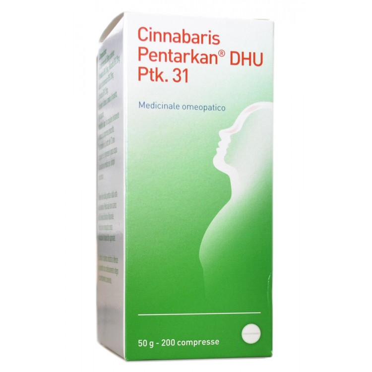 Cinnabaris 31 PTK 200 Compresse - Arcafarma.it