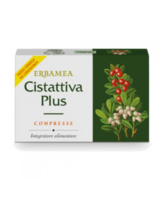 CISTATTIVA PLUS 24 COMPRESSE - Farmapage.it