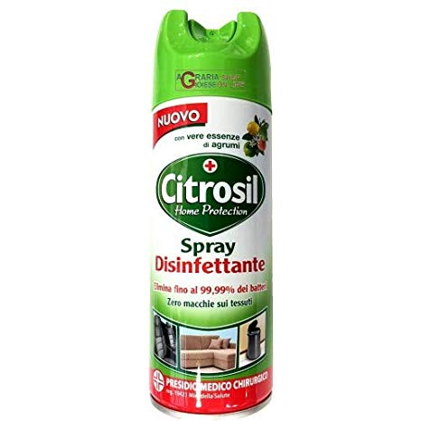 CITROSIL SPRAY DISINFETTANTE AGRUMI 300 ML - Farmastar.it