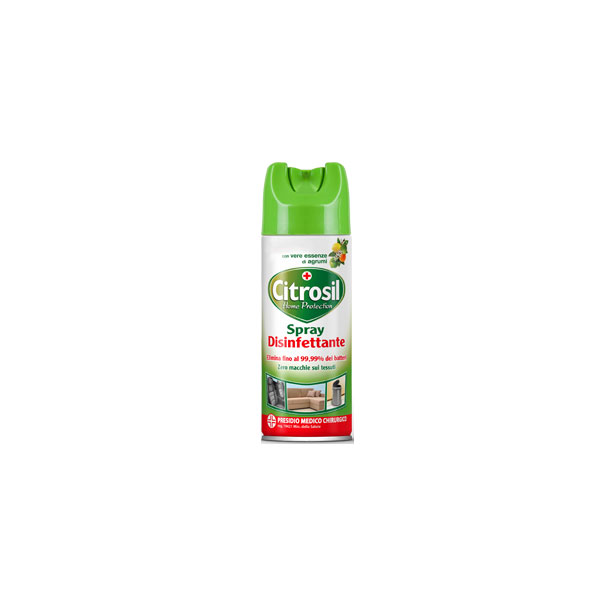 CITROSIL SPRAY DISINFETTANTE AGRUMI 300 ML - latuafarmaciaonline.it
