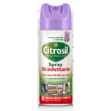 CITROSIL SPRAY DISINFETTANTE LAVANDA 300 ML - Farmastar.it