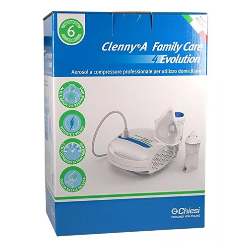 CLENNY A FAMILY CARE 4EVOLUTION NEBUL IT - Farmacia Bartoli