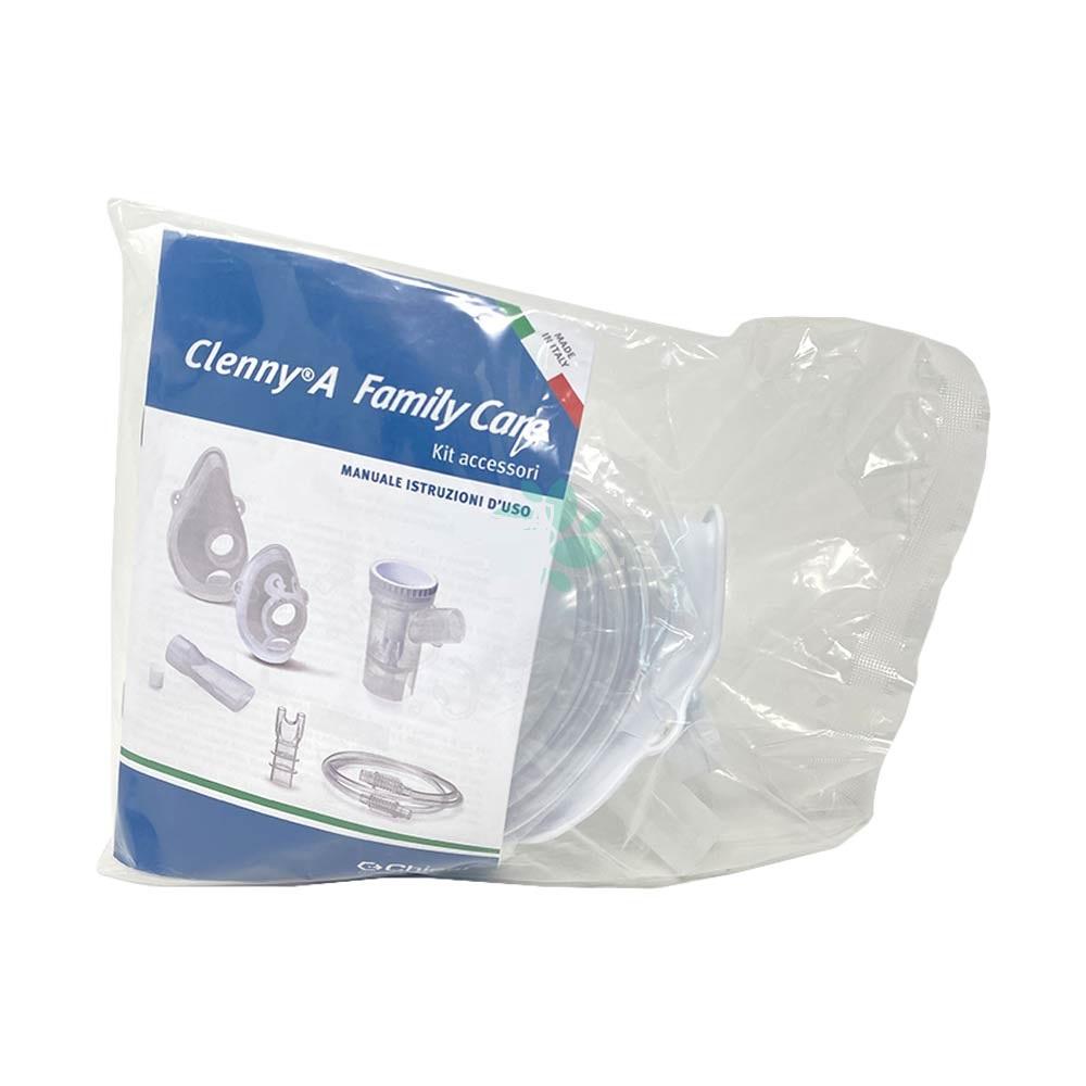 CLENNY A FAMILY PACK ACCESSORI PER AEROSOL COMP IT - Farmafamily.it
