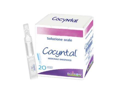 COCYNTAL SOLUZIONE ORALE MONODOSE 20 FIALE 1 ML - Farmafirst.it