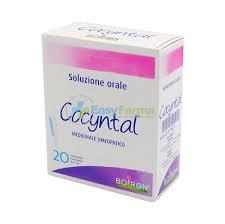 COCYNTAL SOLUZIONE ORALE MONODOSE 20 FIALE 1 ML - Farmalilla