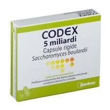 CODEX*12CPS 5MLD 250MG - Farmawing