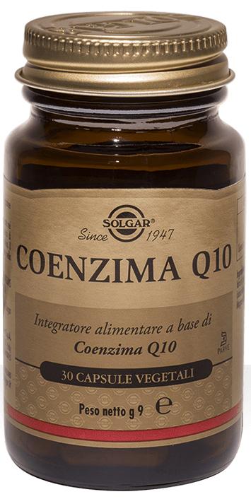 COENZIMA Q10 30 CAPSULE - Farmacia Centrale Dr. Monteleone Adriano