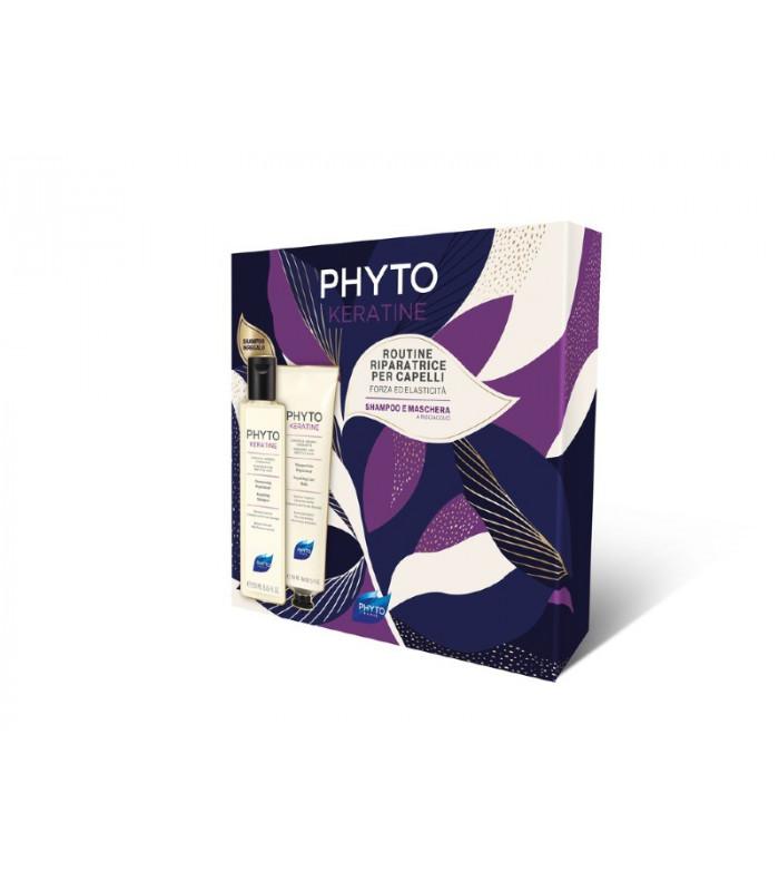 COFFRET PHYTOKERATINE 20 1 SHAMPOO 250 ML + 1 MASCHERA 150 ML - Farmacia della salute 360