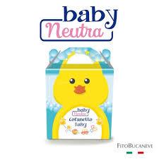 COFANETTO BABY NEUTRA PROTEZIONE FITOBUCANEVE - pharmaluna