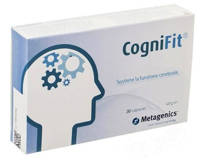 METAGENICS COGNIFIT 30 CAPSULE - Farmastar.it