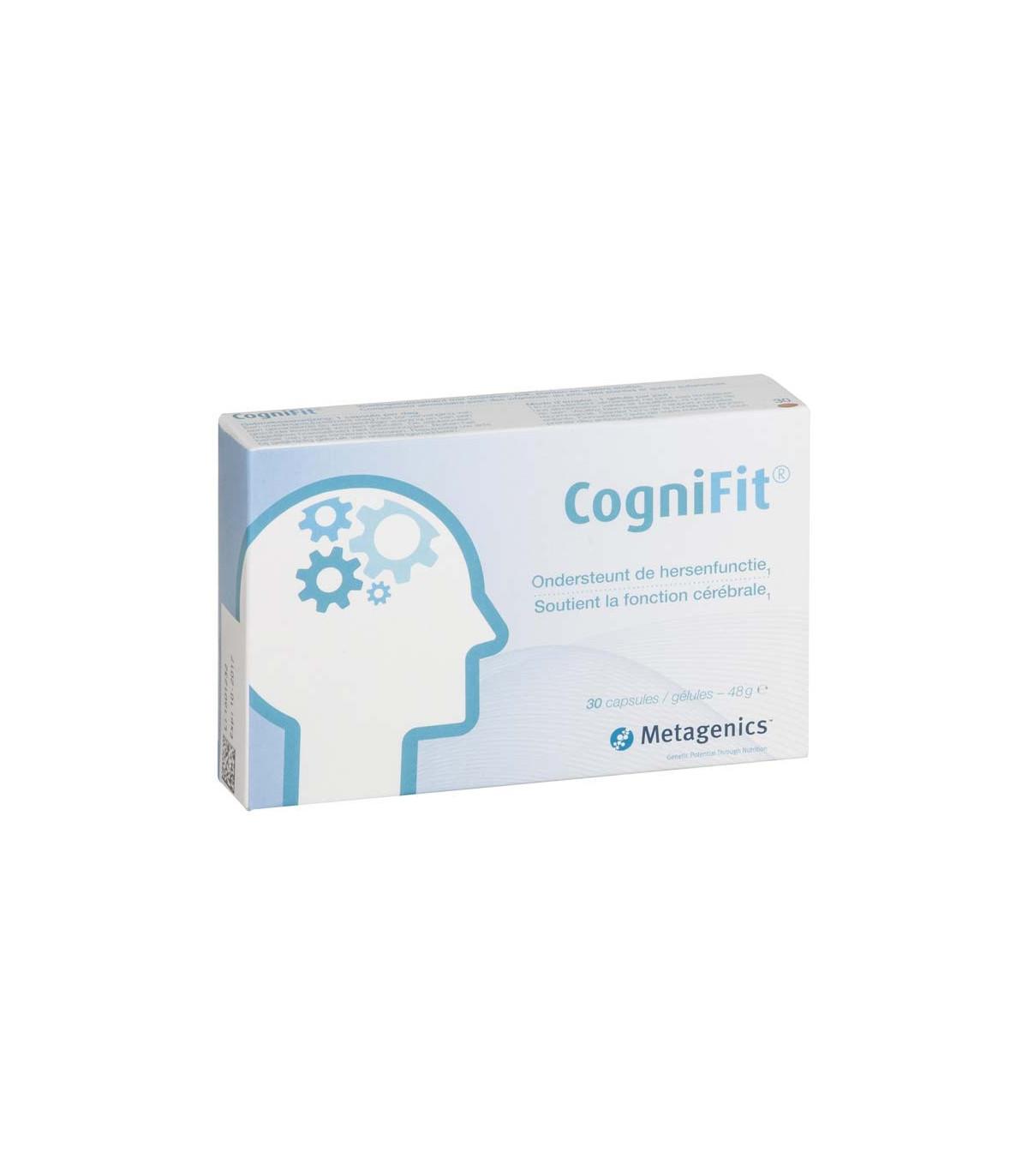 COGNIFIT 30CPS - Parafarmacia la Fattoria della Salute S.n.c. di Delfini Dott.ssa Giulia e Marra Dott.ssa Michela