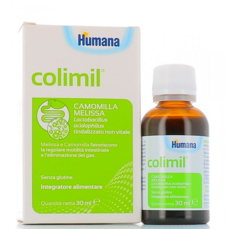 COLIMIL HUMANA 30 ML - Farmapage.it