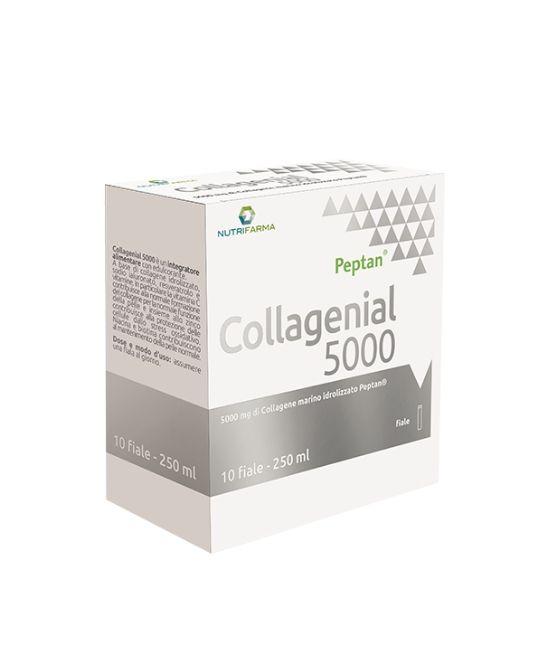 COLLAGENIAL 5000 10 FIALE 25 ML - Farmapage.it