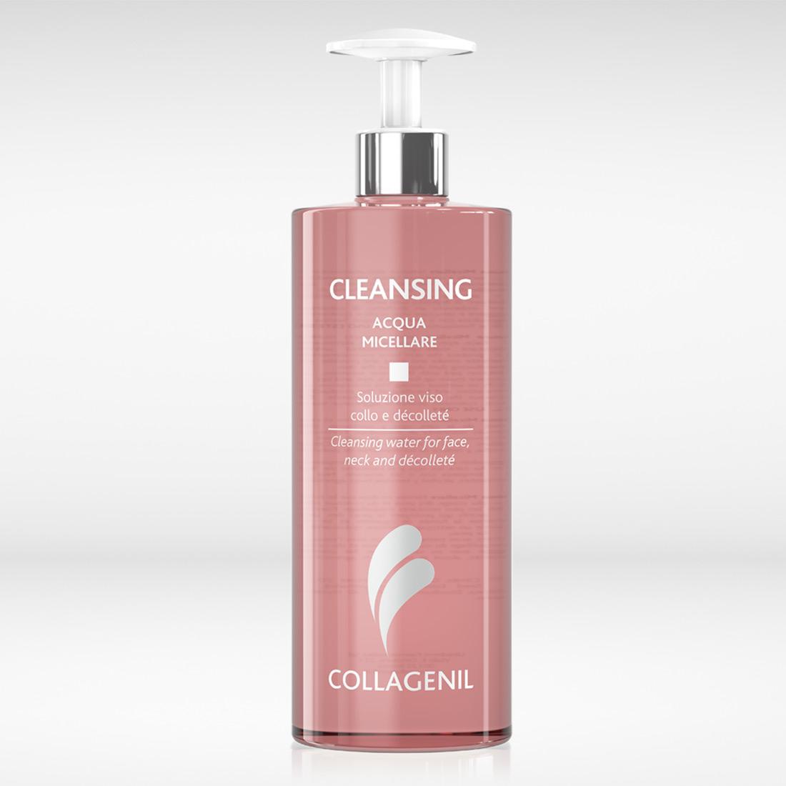 COLLAGENIL CLEANSING ACQUA MICELLARE 400ML - Iltuobenessereonline.it