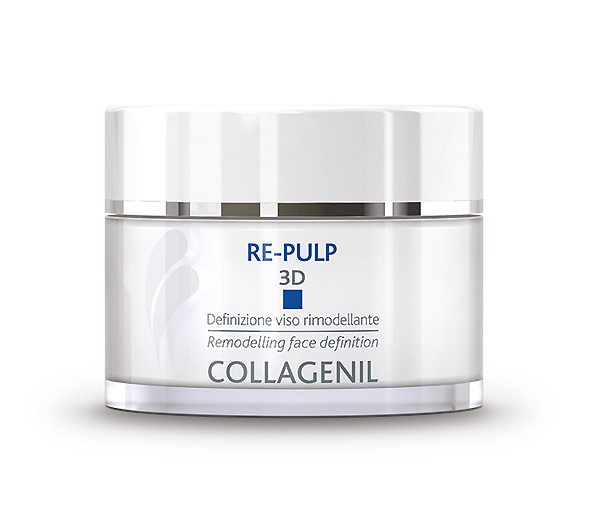 Collagenil Re-Pulp 3D Definizione Viso Rimodellante 50 ml - La tua farmacia online