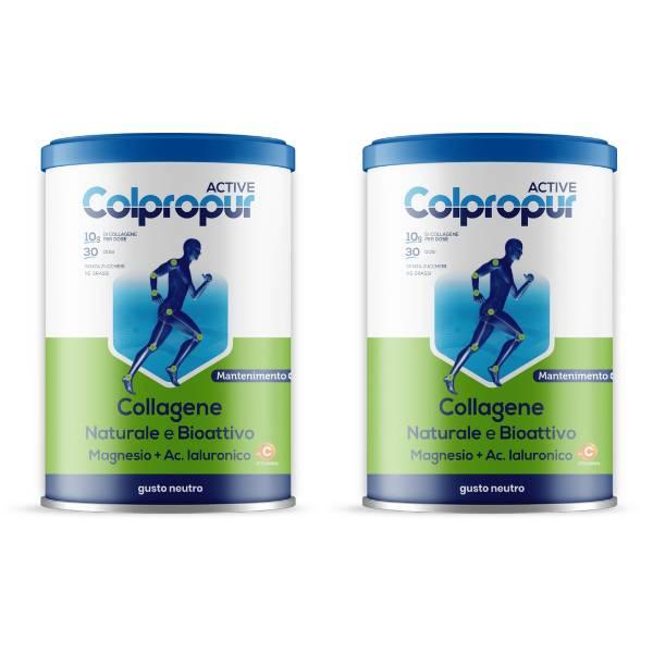Colpropur Active Neutro 2 x 300 gr Promo pack  - Farmacia 33