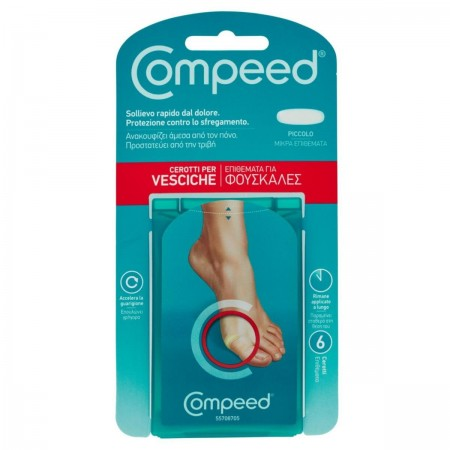 Compeed Hydro Cure System - Farmafamily.it