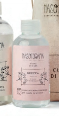 CUORE DI CASA CONCENTRATO PROFUMATO BREZZA TE' VERDE FIORI D'ARANCIO NASOTERAPIA - farmaciadeglispeziali.it