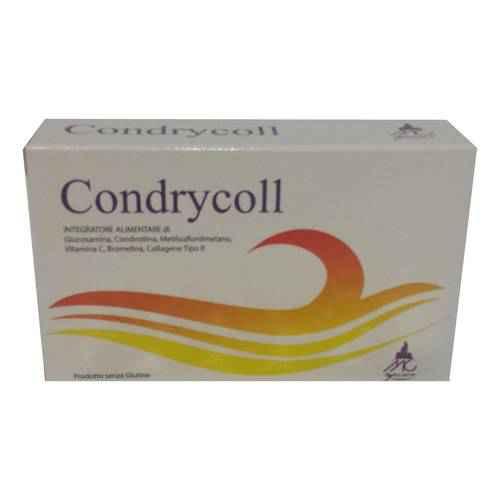 CONDRYCOLL 30 COMPRESSE - Farmacia Massaro